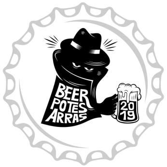Logo beer potes festival 2019.