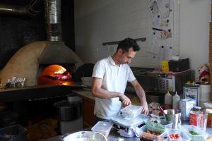 Tiel De Beur Pizza bij Olijf