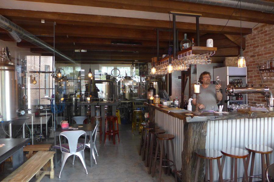 Stadsbrouwerij Middelburg bar