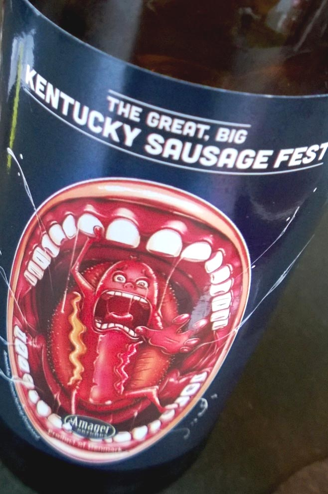 Amager Kentucky Sausage Fest