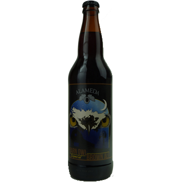 Alameda – Barn Owl Imperial Brown Ale 65cl