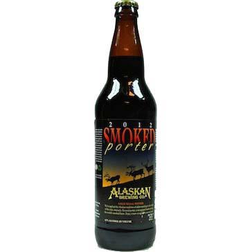 Alaskan – Alaskan 2012 Smoked Porter 65cl