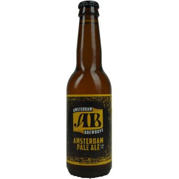 Amsterdam Brewboys – Amsterdam Pale Ale 33cl