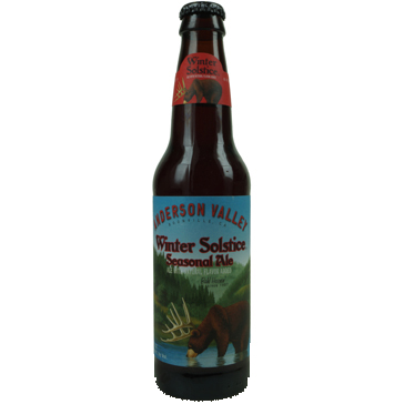 Anderson Valley – Winter Solstice Seasonal Ale 35cl