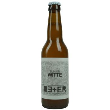BE+ER – Emmer Witte 33cl
