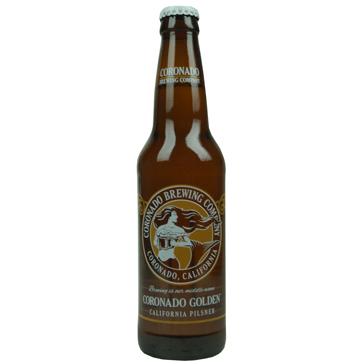 Coronado Brewing – Golden Pilsener 35,5Cl