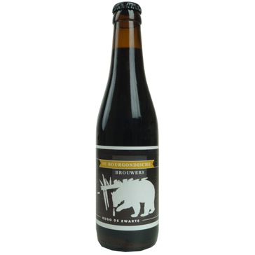 De Bourgondische Brouwers – Hugo De Zwarte 33cl