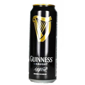 Guinness – Guinness Blik 50cl