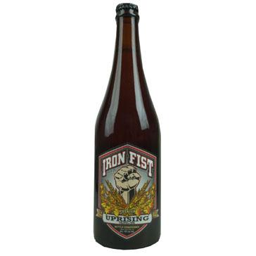 Iron Fist Brewing – Iron Fist Belgian Style Triple IPA 75cl