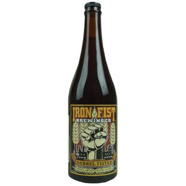 Iron Fist Brewing – Iron Fist Dubbel Fisted 75cl