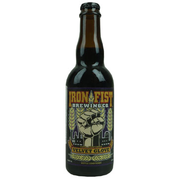 Iron Fist Brewing – Iron Fist Velvet Glove stout 37,5cl