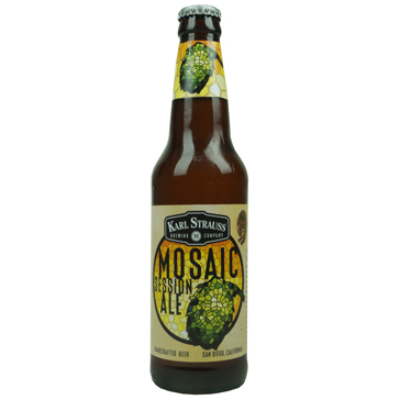 Karl Strauss Brewing – Mosaic Session Ale 35,5Cl