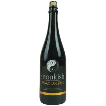 Monkish Brewing – Shaolin Fist Sichuan Pepper 75Cl