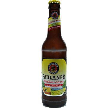 Paulaner – Paulaner Alkoholfrei Zitrone 33cl