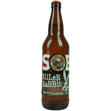 Southern Oregon Brewing -n Killer Rabbit 65Cl