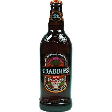 Crabbies – Spiced Orange 50cl