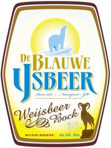 Etiket Weijsbeer Bock