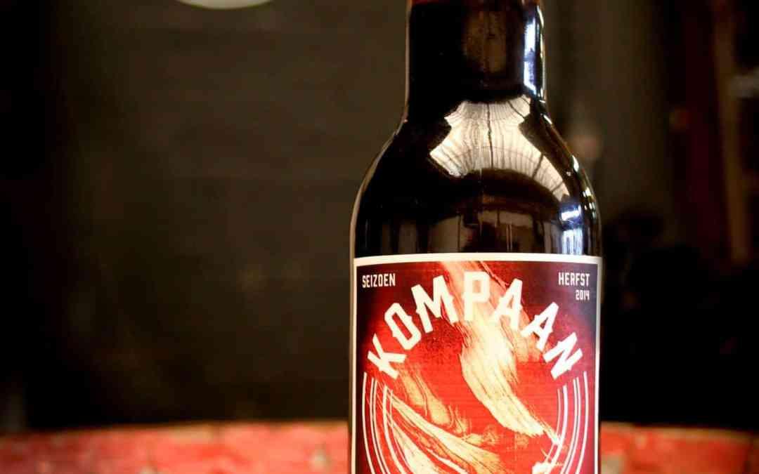 Hop Weizen Bock van Brouwerij Kompaan