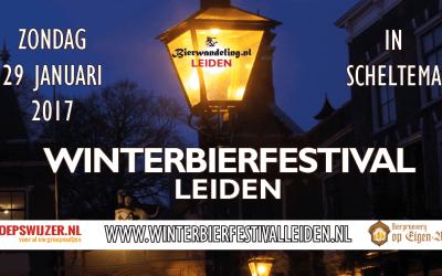 Winterbierfestival Leiden 2017