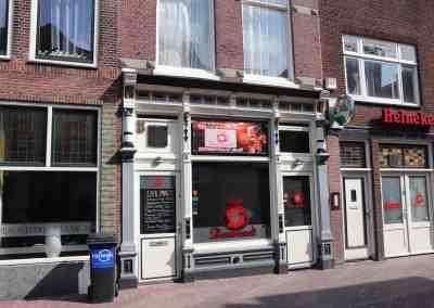 Café Rembrandt Leiden