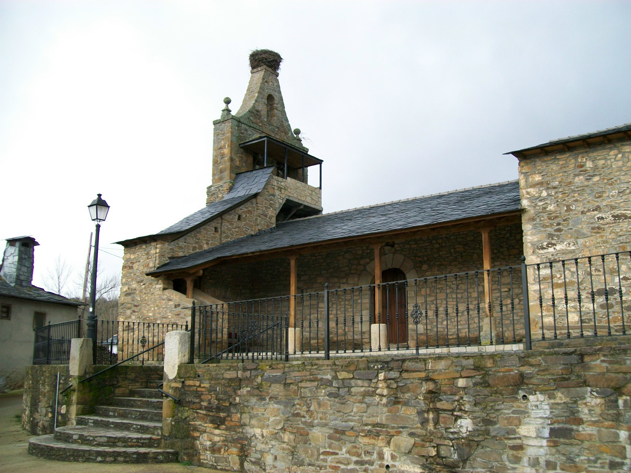 Iglesia de San Justo de Cabanillas