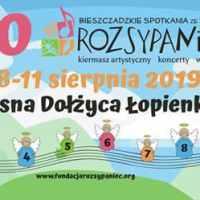 10 Rozsypaniec w Bieszczadach