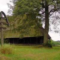 Cerkiew w Topoľi - Bukovské vrchy