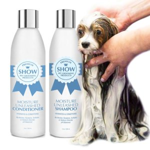 Unleashed Shampoo & Conditioner