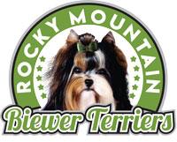 Rocky Mountain Biewer Terriers Logo