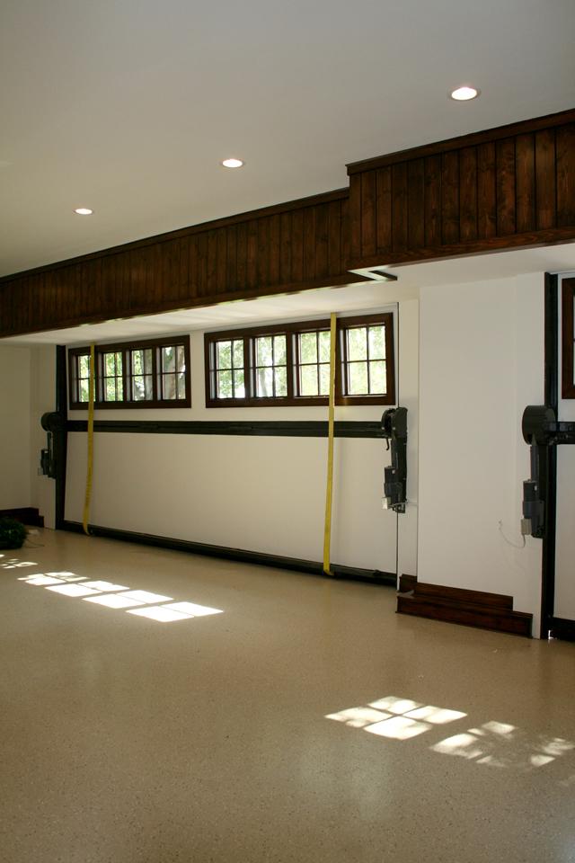 Schweiss Doors Residential Bifold Garage Door Photos
