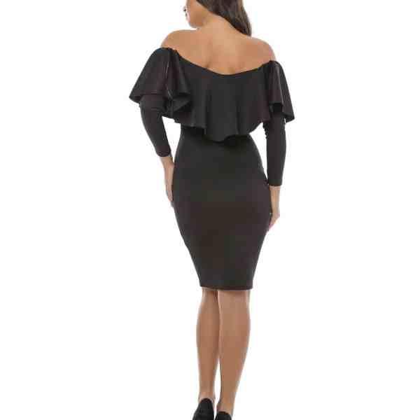 rochii big mag neagra