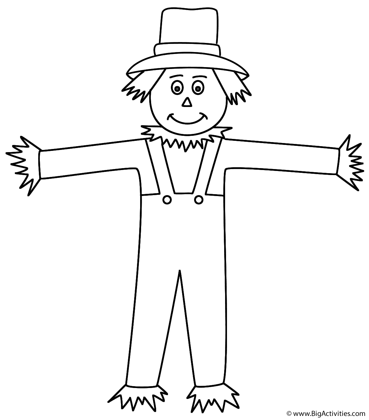 scarecrow page scarecrow