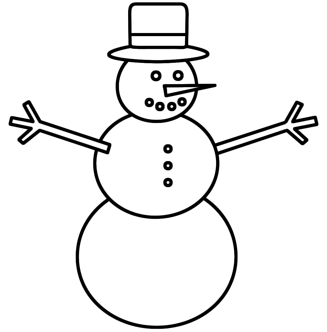 Briggs Snowman Worksheet
