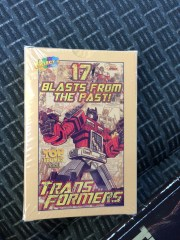 Competition - win Transformer Top Trump Card Packs!