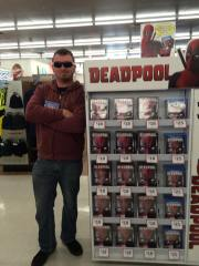 DVD/Blu Ray Review - Deadpool