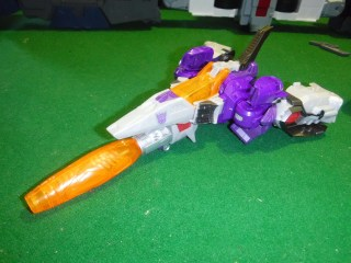 Toy Review - Titans Return Galvatron and Sentinel Prime