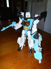 Toy Review - LG39 Brainstorm