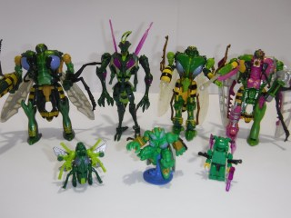 Multiverse Waspinator Toys Gallery