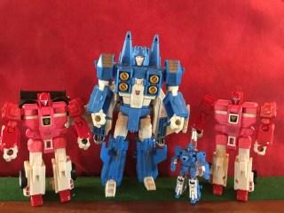 Toys Review: LG55 Slugslinger & LG58 Autobot Clones