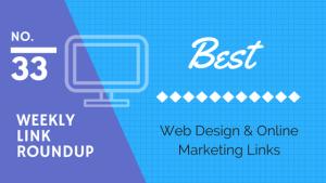design and marketing links
