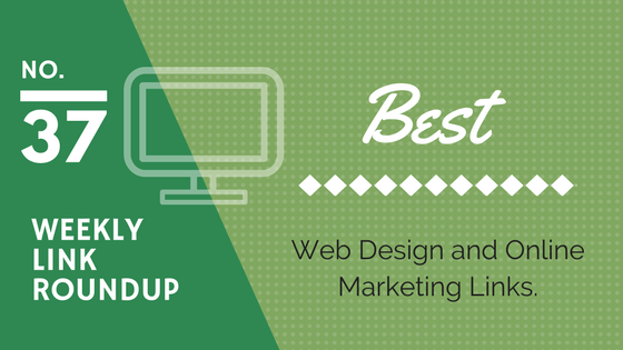 website design and marketing links