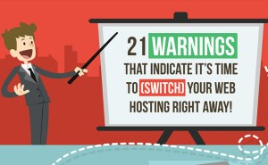 signs switch hosting