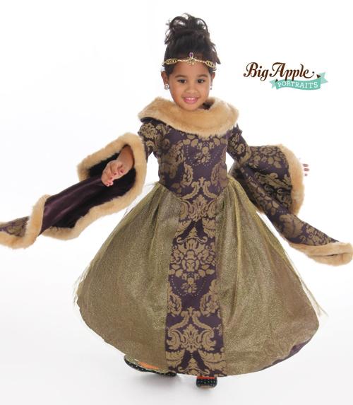 Big Apple Portraits Halloween Princess