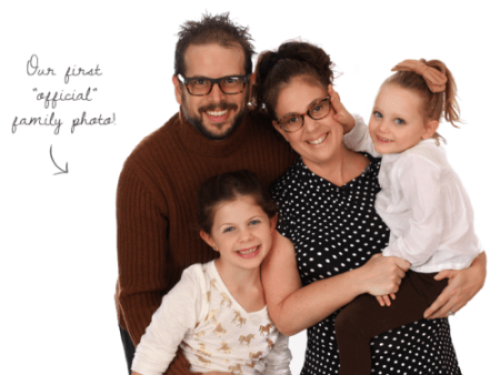 The importance of family photos
