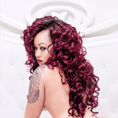 Vera Sidika Bares Her Curvy Butt In Salacious Photo