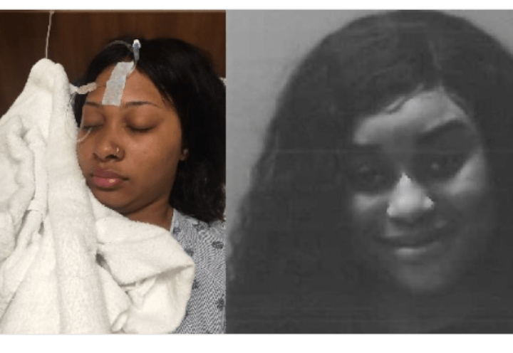 Nigerian Lady Schooling In Texas Pours Bleach In Roommate's Eyes