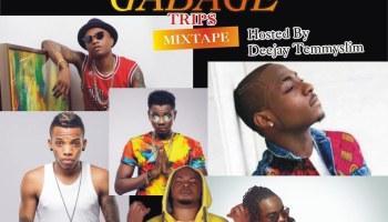 Mixtape] DJ Khaleed - Gabage Freaky - Bamzz