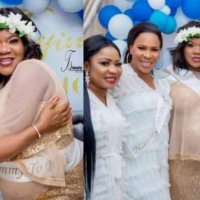 Fathia Balogun Sheds More Light On Toyin Abraham's Pregnancy