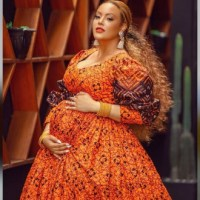 Sarah Ofili Welcomes Baby Girl, Shares Maternity Photo