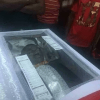 Naija Man Buried With Bet9ja Coupons That Caused His Death